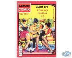 Love comix n 2, Recueil de 2 numéros