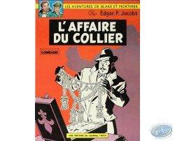 Blake et Mortimer, L'Affaire du Collier