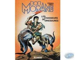 Bob Morane, Les chasseurs de dinosaures
