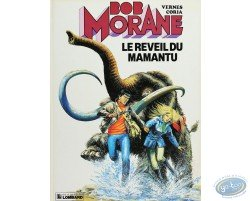 Bob Morane, Le réveil du Mamantu