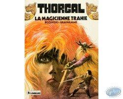 Thorgal, La magicienne trahie
