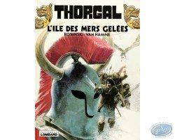 Thorgal, L'île des mers gelées