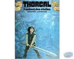 Thorgal, L'enfant des étoiles