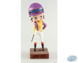 Betty Boop Jockey