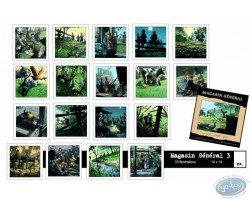 Magasin Général 3 (cartes postales)