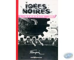 Franquin, Les Idées Noires tome 1+2 (édition 2005) - Couverture décolorée