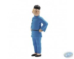 Tintin Lotus Bleu (9 cm)