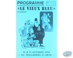 """Programme """"Le Vieux Bleu"""""""