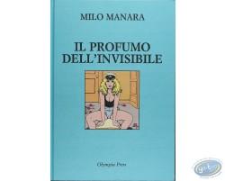 Il Profumo dell'Invisible, Manara