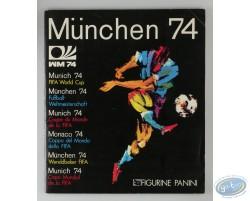 Album d'images Football München 74