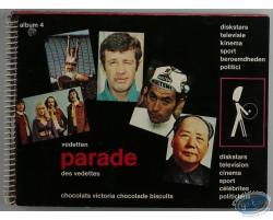 Album d'images Parade des Vedettes Tome 4