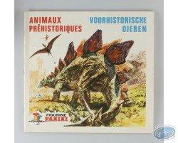 Album d'images Animaux préhistoriques