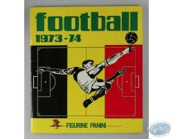 Album d'images Football 1973-74