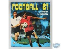 Album d'images Football 81