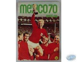 Album d'images Football Mexico 70