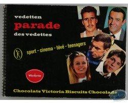 Album d'images Parade des Vedettes Tome 1