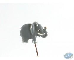 Epinglette, Eléphant, Pixi