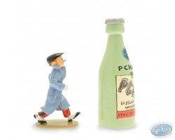 Collection Franquin : Spirou bouteille, Pixi