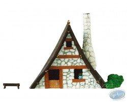 Mini village : maison d'Astérix