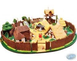 Mini village le village entier, Pixi