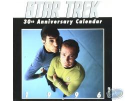 Calendrier Star Trek 1996 - 30ème anniversaire