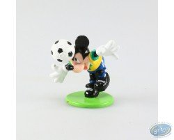 Mickey foot vareuse jaune n°1, Disney