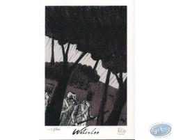 Soldats dans la forêt
