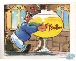 Tonton et la bière