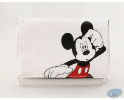 Portefeuille Mickey blanc