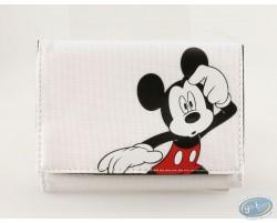 Portefeuille Mickey blanc, Disney