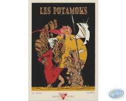 Les Potamoks : Dans la caverne