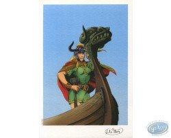 Mitton, Femme viking