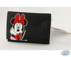 Portefeuille Minnie noir, Disney
