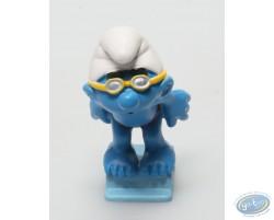 Schtroumpf nageur - 1995 (plongeon)