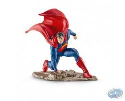 Superman genou à terre