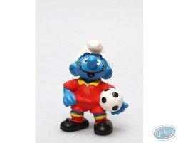 Schtroumpf supporter Belge - Coupe du monde 2014