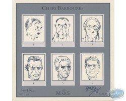 Chefs Barbouzes