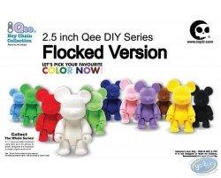 Qee DIY Flocked version 2,5 inch (9 modèles différents), Artoyz