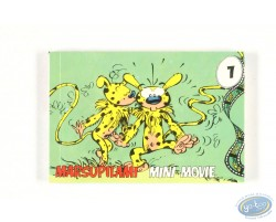 Flip book, Marsupilami Mini movie N°1