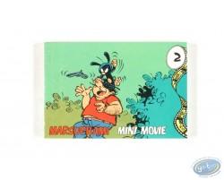 Flip book, Marsupilami Mini movie N°2
