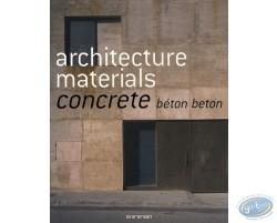 Architecture materials - Concrete