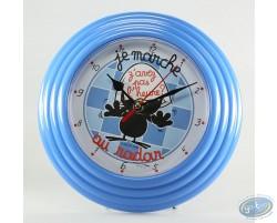 Horloge, Calimero : Z'avez pas l'heure