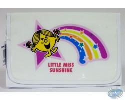 Trousse Little Miss Sunshine (arc-en-ciel)