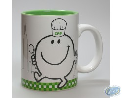 Mug,  Happy Cooking : Vert