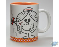 Mug,  Happy Cooking : Orange