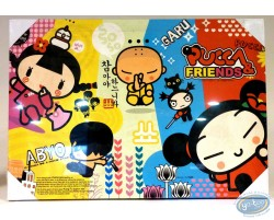Cadre en toile, Pucca 'Abyo' 50 x36