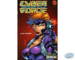 Cyber Force 2 - Attaque à femme armée