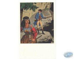 Arno et l'indienne