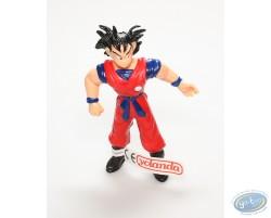Son Goku cheveux noirs