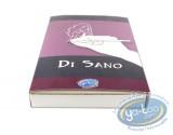Plaque émaillée, Plaque N°1 - Pin-Up de Di Sano